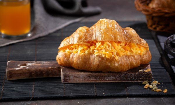 Cheddar Cheese Croissant
