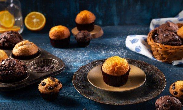 Retail Muffins