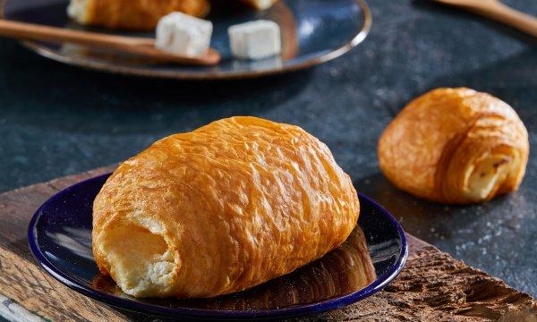 white cheese pate