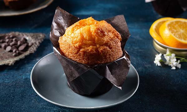 Lotus Muffins